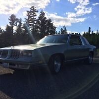1985 Cutlass Supreme