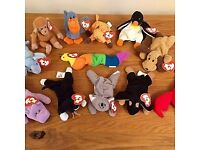 Beanie Babies set of 12