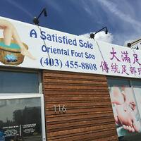 A Satisfied Sole Oriental Foot Spa