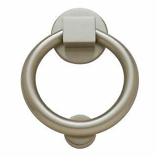 Baldwin 195150 Ring Style Solid Brass Door Knocker