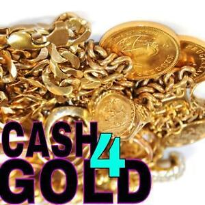 GUARANTEED CA$H FOR UNWANTED GOLD