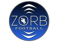 Zorb Football Cordinators - Leeds City Centre