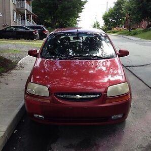 2005 Chevrolet Aveo LS Familiale