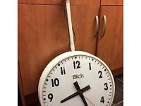 Blink 2 face clock