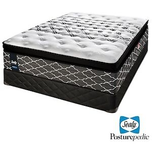 i have brand new sealy euro-top mattress