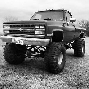 Late 1980s chevy
