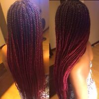 HAIR SERVICES AND AFFORDABLE STYLE..