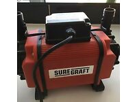 Suregraft electric shower pump