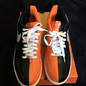 "Men's Nike Air Force 1 Premium ""Halloween"" Patent Leather Shoes"