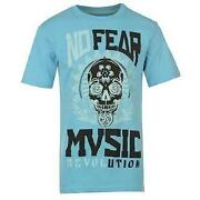 Boys No Fear T Shirt