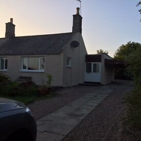 2 bedroom country cottage, Methlick