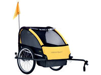 Adventure ST3 - Steel 2-Seater Bicycle Trailer