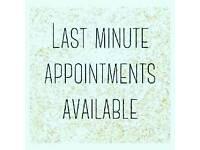 Ladies Beautician & Massage Therapist