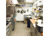 Wanted: Kitchen Porter/Bucatarie Porter