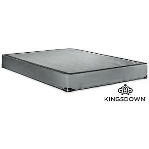 Queen Low Profile Box Spring - Kingsdown