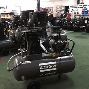 Atlas Copco Piston Compressors- #1 Compressor from Italy. Kenwick Gosnells Area Preview