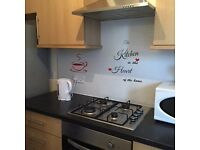 2 BEDROOM LOWER FLAT CLOSE TO VICTORIA HOSPITAL.