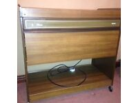 'HOSTESS' HEATED TROLLEY / CABINET
