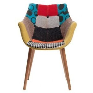 Replica Eleven Chair - Patchwork - FREE MELBOURNE PICK UP