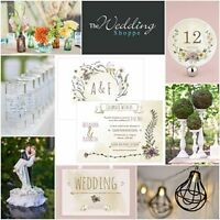 The Wedding Shoppe - Supplies, Gifts & Accessories