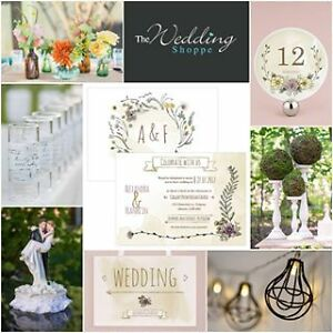 The Wedding Shoppe - Supplies, Gifts & Accessories London Ontario image 1