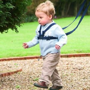Clippasafe Model 20 toddler safety walking harness with reins