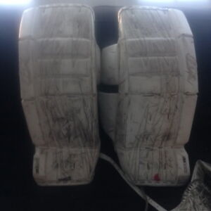 "Brian's Goalie Pads and Gloves 25""+1"", Chest Armour"