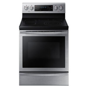Stainless Steel Samsung Stove - Mint Condition