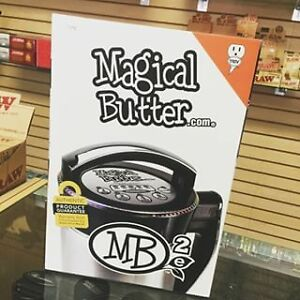 New magic butter 2e