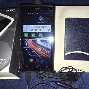 Motorola Ipad/tablet  and Acer Phone Z150