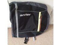 Antler backpack garment carrier