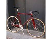 Single speed bike/fixed gear bike/fixie bike