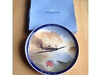 Wedgwood plate 60th anniversary 1945 VE Day 2005 £30.00