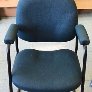 7 Cloth Arm.Office Chairs Peterborough Peterborough Area image 2