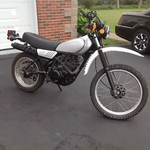1981 Yamaha Dirt Bike *Mint*