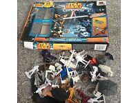Star Wars Command - big mixed bundle with box.