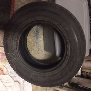 Used Snow Tires no Rims