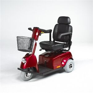 MOBILITY SCOOTER FORTRESS 3 WHEEL USED FEW MONTHS