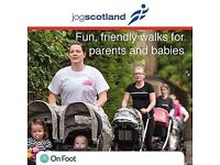 Mums on the Run Midlothian - outdoor fitness for mums & babies