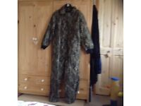ROTHCO Outdoor Apparel All-in-one camouflage suit, size X Large