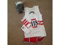 118 fancy dress outfit - never worn