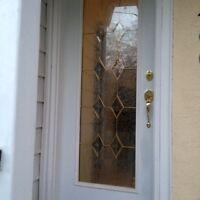Exterior Door Insert - Trail BC