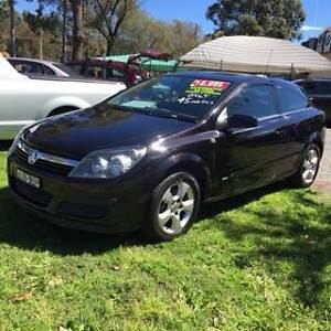 2005 Holden Astra Hatchback Killarney Vale Wyong Area Preview