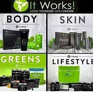 What!?! Have you tried IT WORKS WRAPS yet???