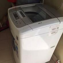 LG 8kg Top Loader Washing Machine Naremburn Willoughby Area Preview