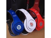 DR DRE BLUETOOTH HEAD PHONES