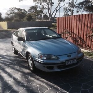 1996 Toyota Paseo Coupe Clifton Springs Outer Geelong Preview