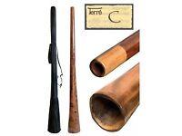 Didgeridoo sliced C