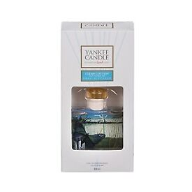 Yankee Candle Reed Diffuser Clean Cotton BNIB