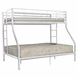 New Trio Bunk Bed Best Price Today Only